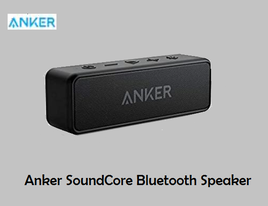 Bluetooth Speakers, Anker SoundCore Bluetooth Speaker