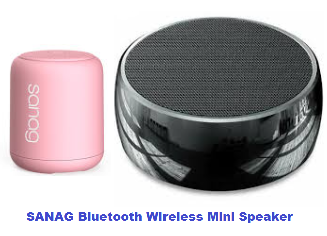 SANAG Bluetooth Wireless Mini Speaker
